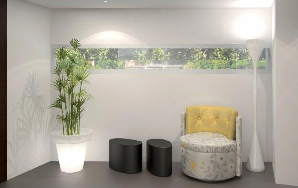 3D model apartment – T2